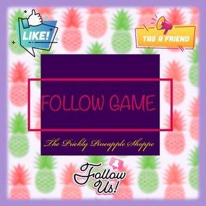 🌸🍍FOLLOW GAME #2🍍🌸
